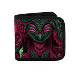 Blood Magic Canvas Wallet