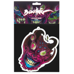 Baddrock 3-Sticker Pack