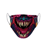 Multicolor Open Wide Mask