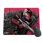 Cyber Soldier V2 Mousepad
