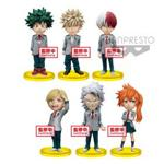 My Hero Academia World Collectible Figures Vol.4