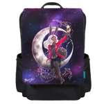 Moon Bunny Backpack Flap