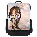 Little Jinsoyun Flies Away Backpack Flap