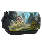 Elderblossom Veil Sublimated Messenger Flap