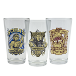 Blade and Soul Pint Glass Set