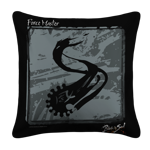 Force Master Emblem White Pillow Case
