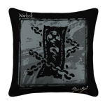 Warlock Emblem White Pillow Case