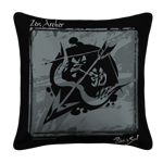 Zen Archer White Pillow Case