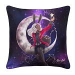 Moon Bunny Pillow Case