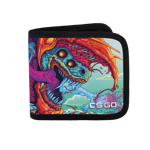 Hyper Beast Canvas Wallet