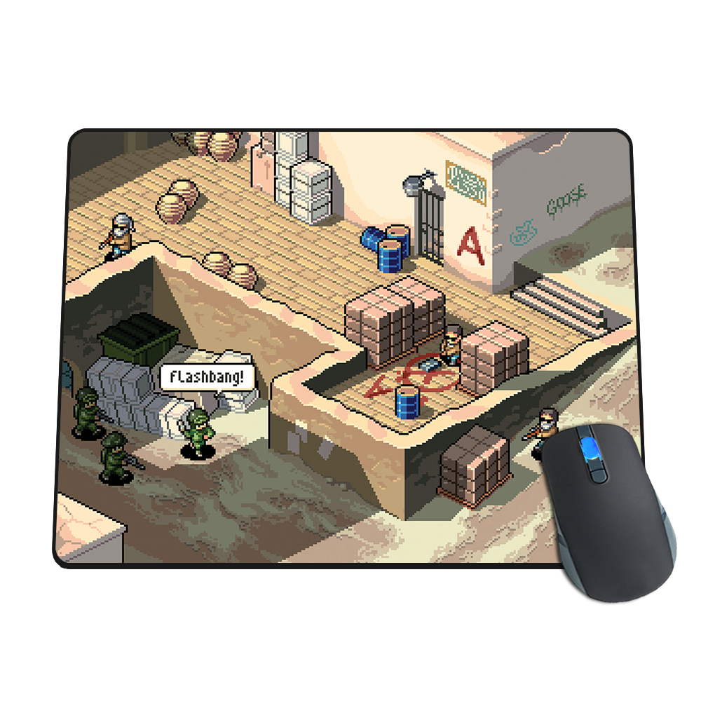 For fans by fans isometric cs go mousepad for Cs go mouse