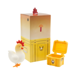 CSGO Chicken & Case Figure