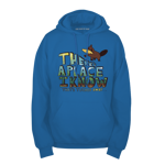There's a Place I Know That's Tucked Away Pullover Hoodie