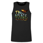 There's a Place I Know That's Tucked Away Men's Tank Top