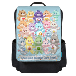 Who's Your Favorite Care Bear? Backpack Flap
