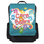 Care Bear Cloud Backpack Flap