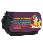 Rainbow Trail Messenger Flap