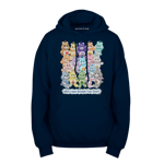 Who's Your Favorite Care Bear? Pullover Hoodie