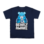 Bearly Awake Youth Tee