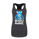 Bearly Awake Women's Tank Top