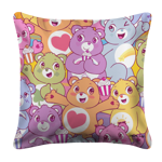 Care Bears Pile White Pillow Case