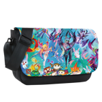 Colorful Champions Sublimated Messenger Flap