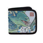 Tidehunter Ukiyo Canvas Wallet