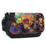 Splod N Save Sublimated Messenger Flap