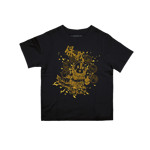Anti-Mage Golden Mini Toddler Tee