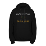 Rock and Stone Minimalism Pullover Hoodie