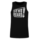 BY THE BEARD! Men's Tank Top