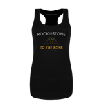 Rock and Stone Minimalism Women's Tank Top