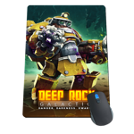 Driller Poster Mousepad