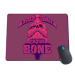 Rock and Stone to the Bone Mousepad