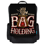 Bag Of Holding Backpack Flap