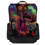 Monster Slayer Backpack Flap