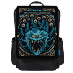 Monster Manual Filigree Backpack Flap