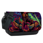 Monster Slayer Sublimated Messenger Flap
