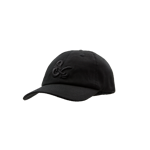 D&D Black Logo Ampersand Dad Cap