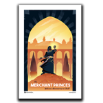 Merchant Prince Travel Poster