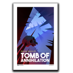 Tomb of Annihilation Travel Poster