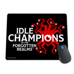 Idle Champions of the Forgotten Realms Mousepad