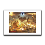 Baldur's Gate: Descent into Avernus Art Print