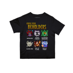 Know Your Beholders Toddler Tee