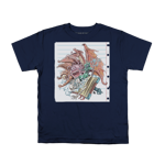 School Book D&D Youth Tee