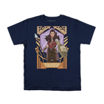 Art Nouveau - Fighter Youth Tee
