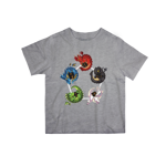 Chromatic Dice Toddler Tee