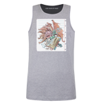 School Book D&D Men's Tank Top