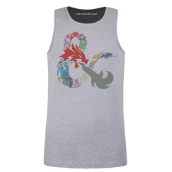 Stylistic Ampersand: The Sequel Men's Tank Top