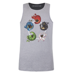 Chromatic Dice Men's Tank Top